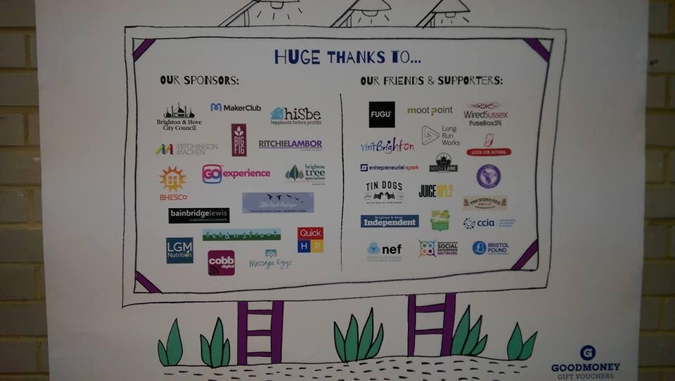Goodmoney sponsors