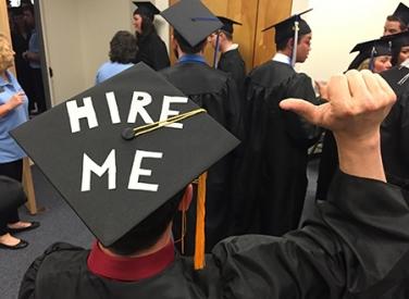 Graduate hire