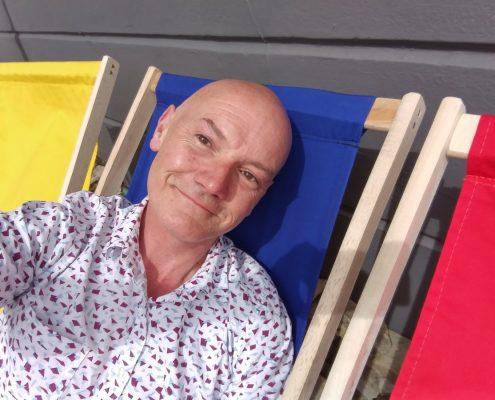 Brian deckchairs